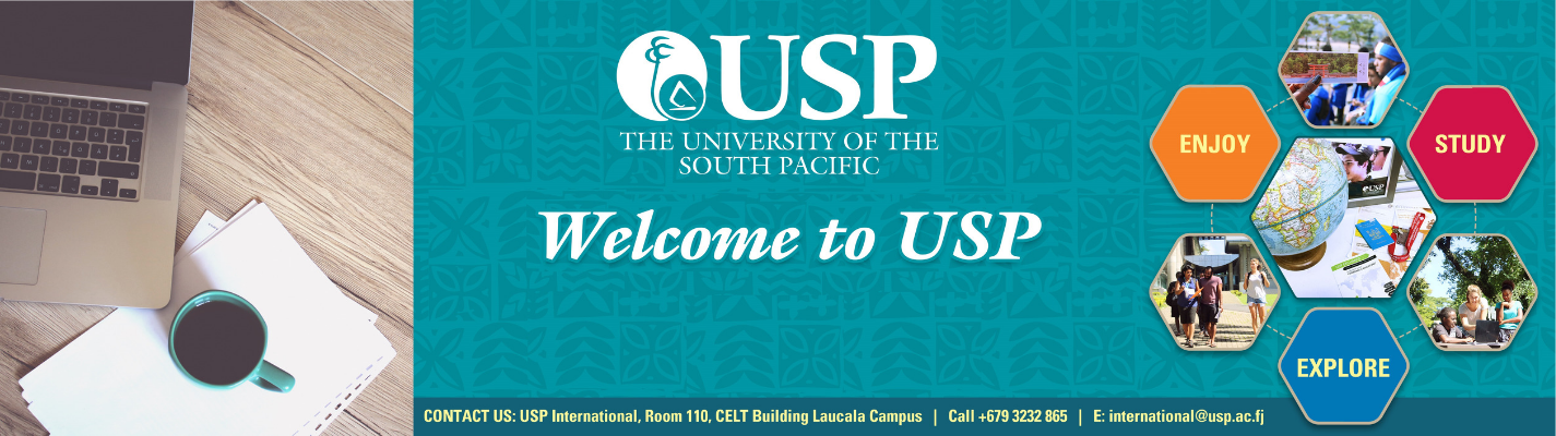 Welcome to USP